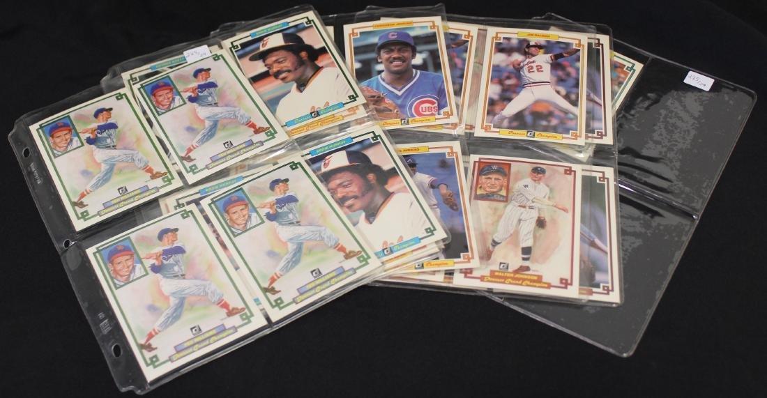 1984 Donruss Grand Champion Baseball Cards (29)