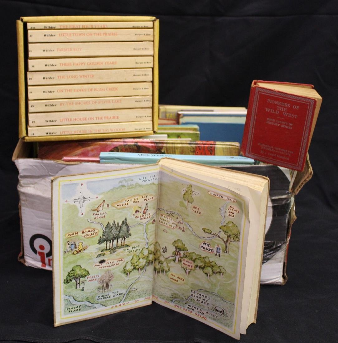 Collector or Dealers Lot of Children's Books