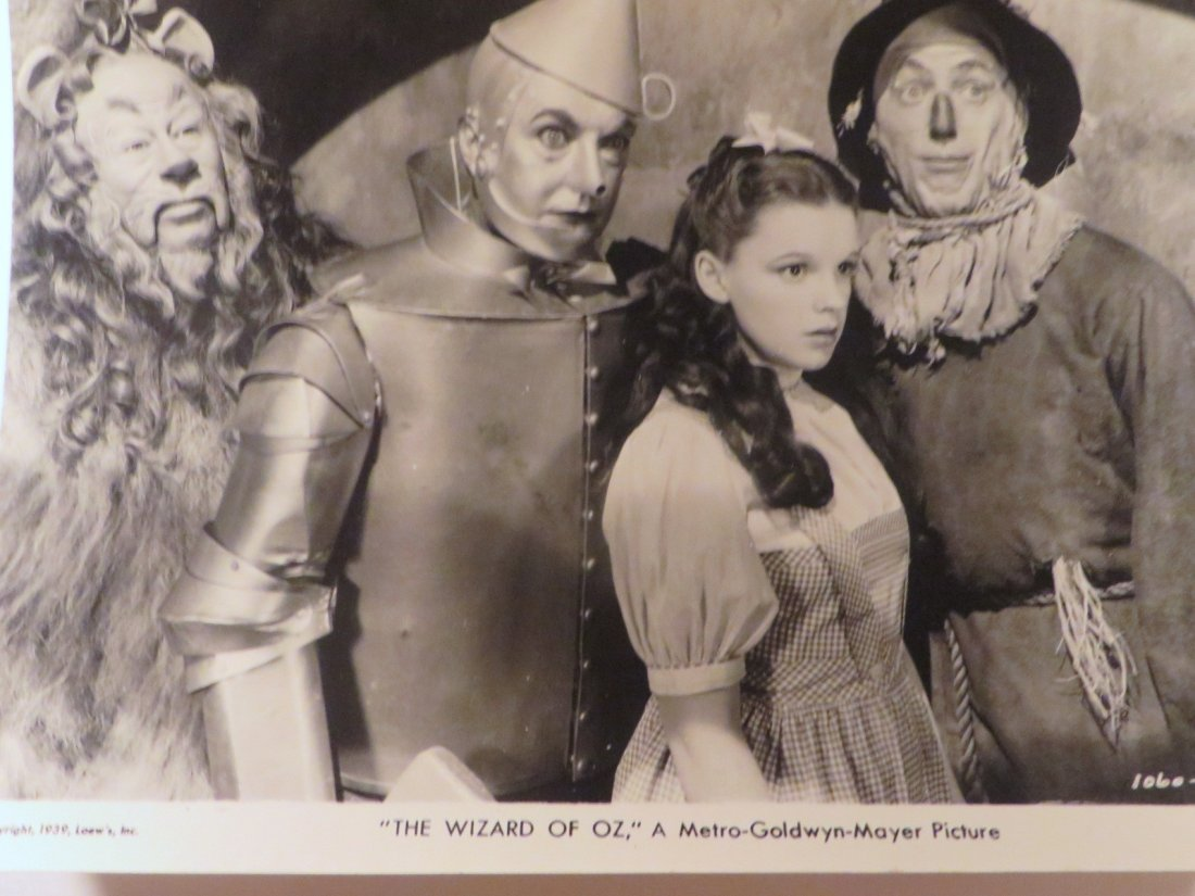 Wizard Of Oz Movie Still