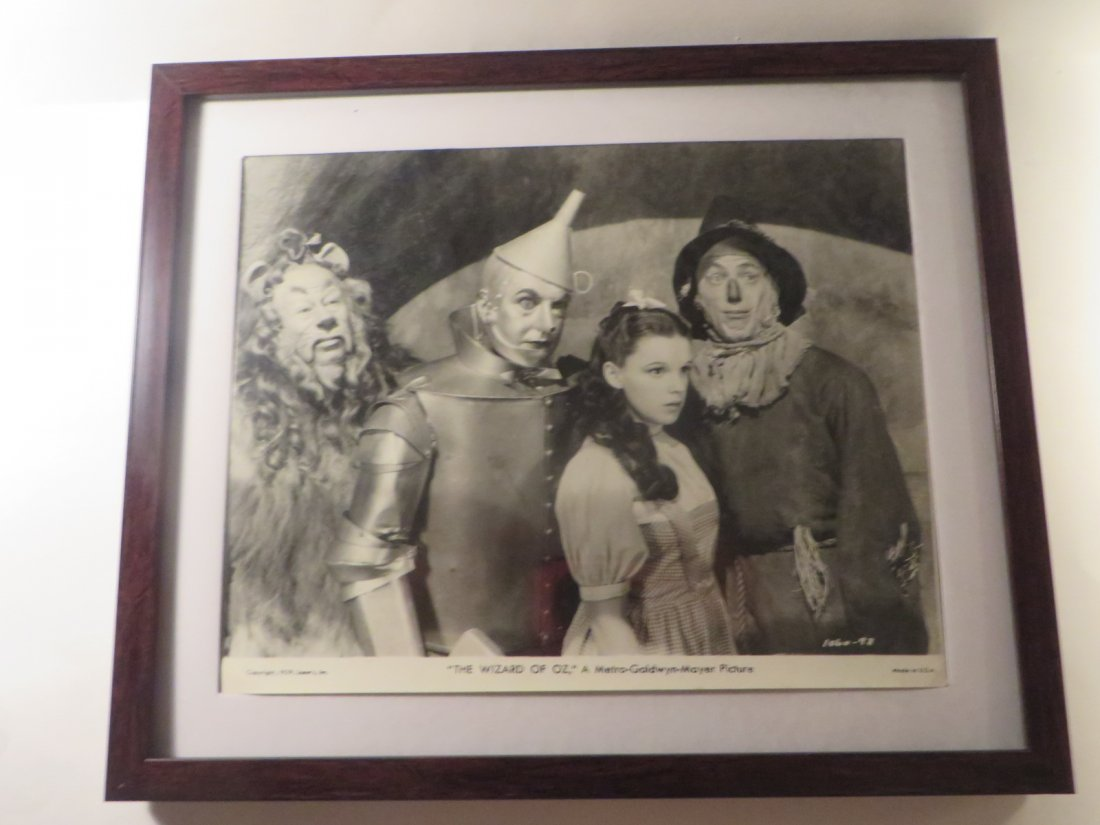 Wizard Of Oz Movie Still - 2