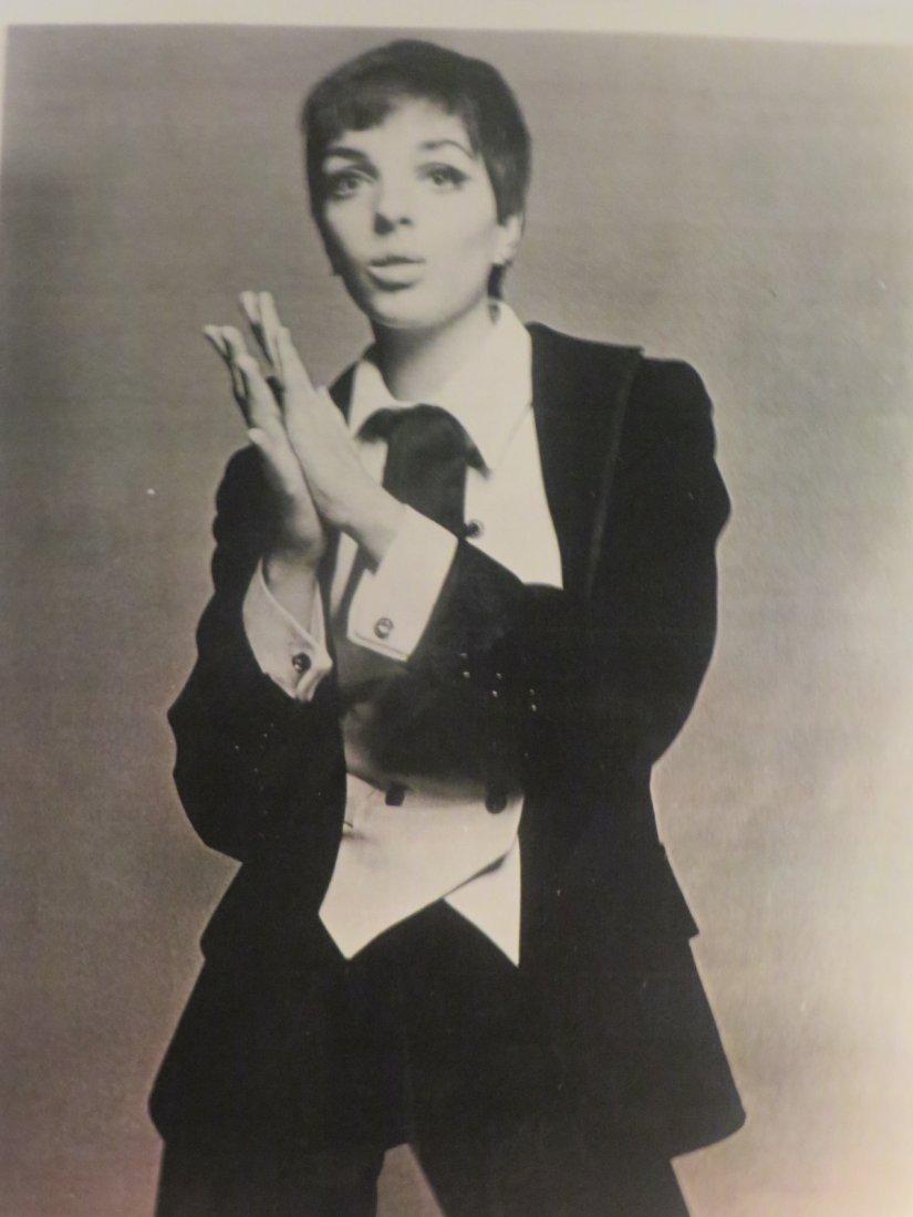Liza Minneli Photograph