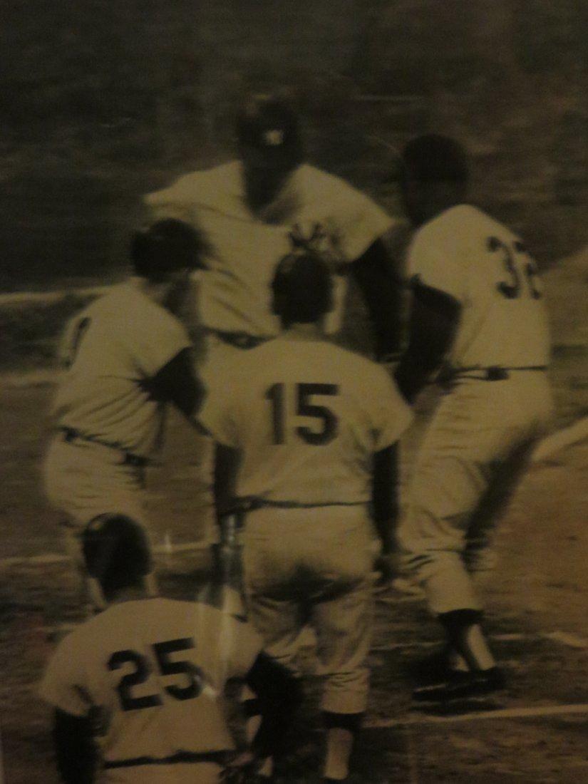 NY Yankee's Team Celebrating Photograph