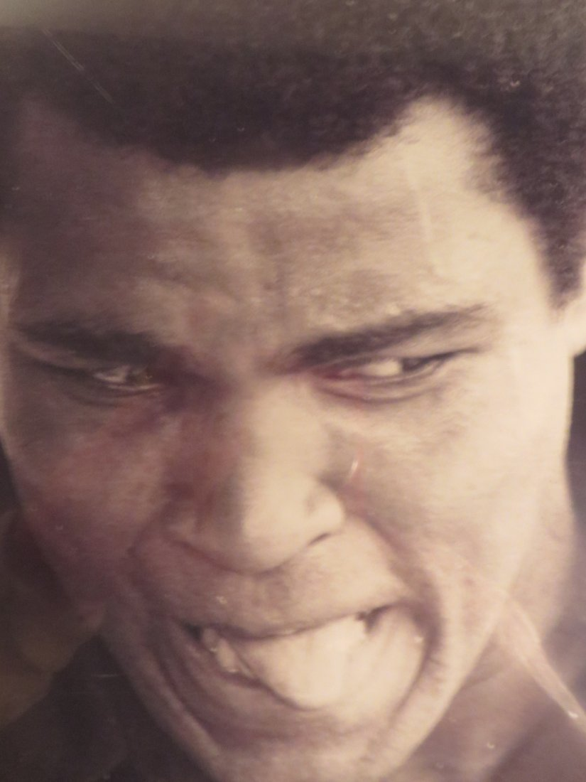 Muhammad Ali Photograph