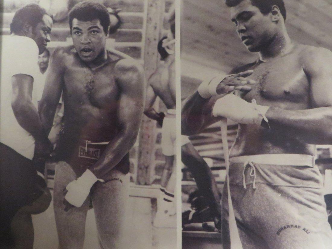 Muhammad Ali 2 Pose Photograph