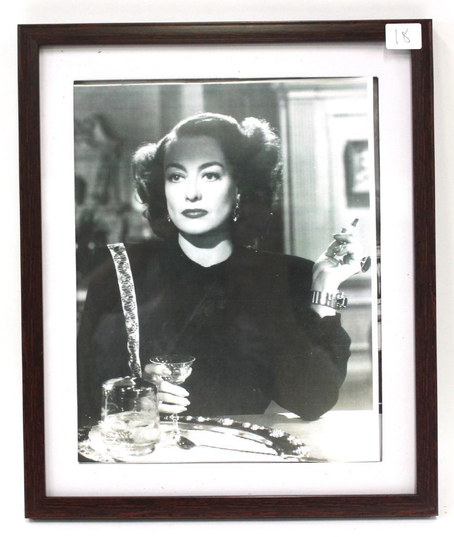 Joan Crawford Photograph