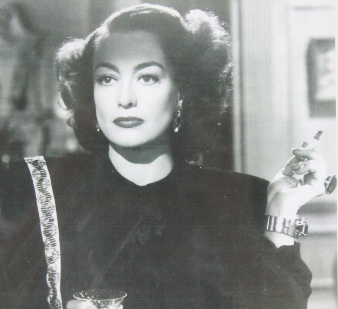 Joan Crawford Photograph - 2