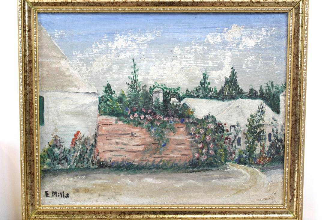 Vintage Oil Paintings (3) - 2