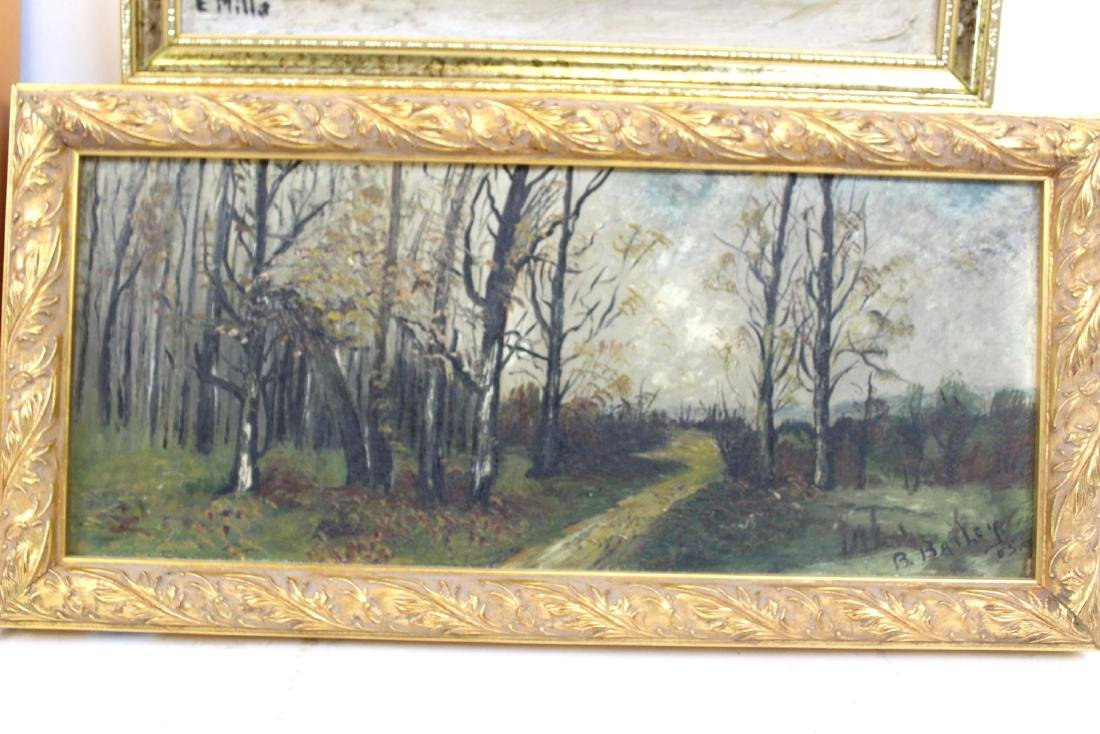 Vintage Oil Paintings (3) - 4