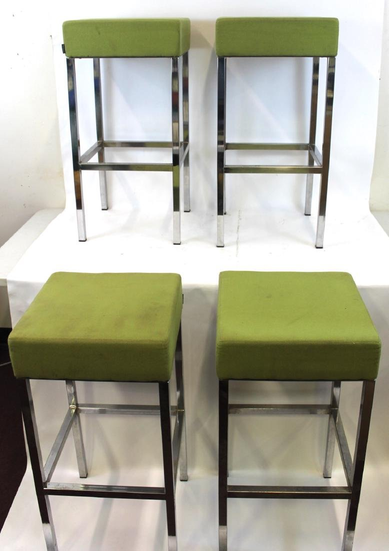 Mid-Century Modern Stools by Pedrali (4)