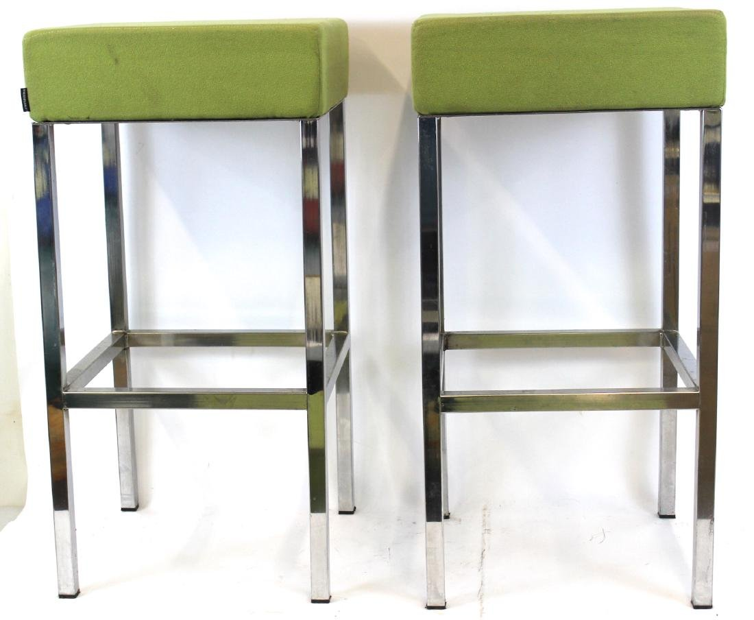 Mid-Century Modern Stools by Pedrali (4) - 2