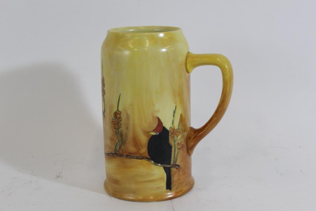 Artist Signed Austrian Hand Painted Mug - 2