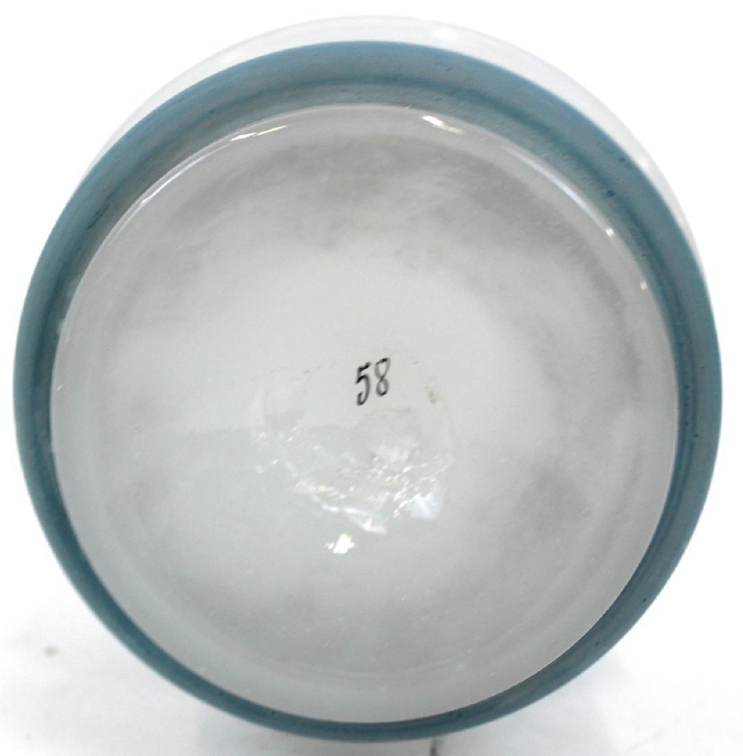 Bristol Vases. Hand Painted (2) - 4