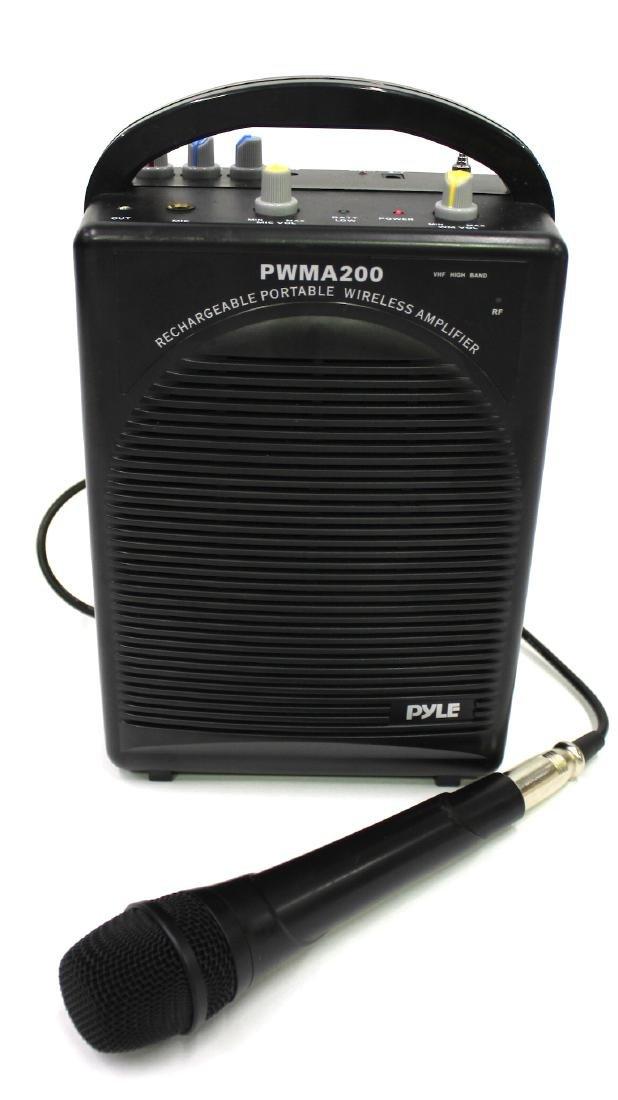Pyle Pro Audio PW MA 200 PA System
