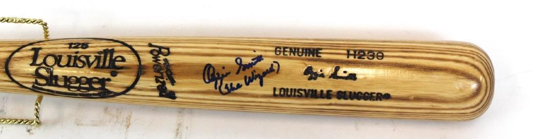 Ozzie Smith. Signed Louisville Slugger Bat