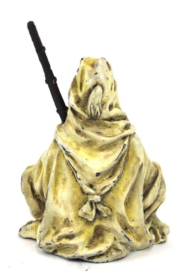Vienna Bronze. Arab with a Gun. - 2