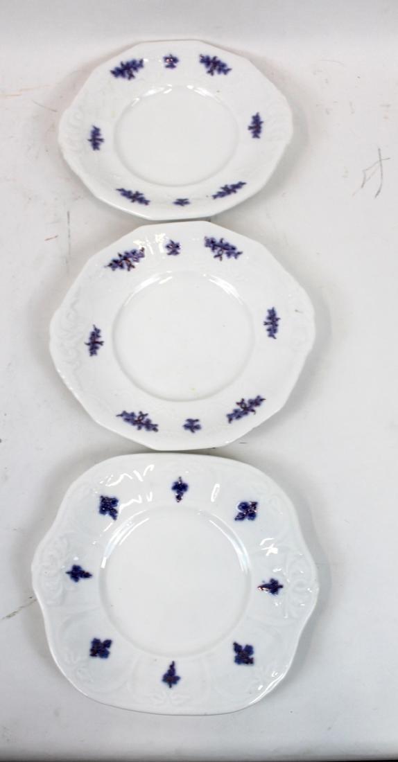 )Ironstone Tea Leaf Lustre Tea Set. (23) - 8