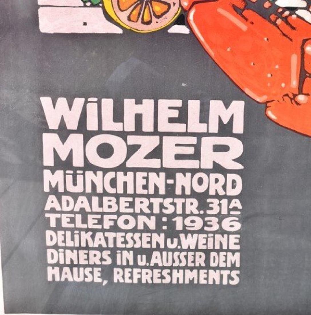 Ludwig Hohlwein.Wilhelm Mozer Poster - 4