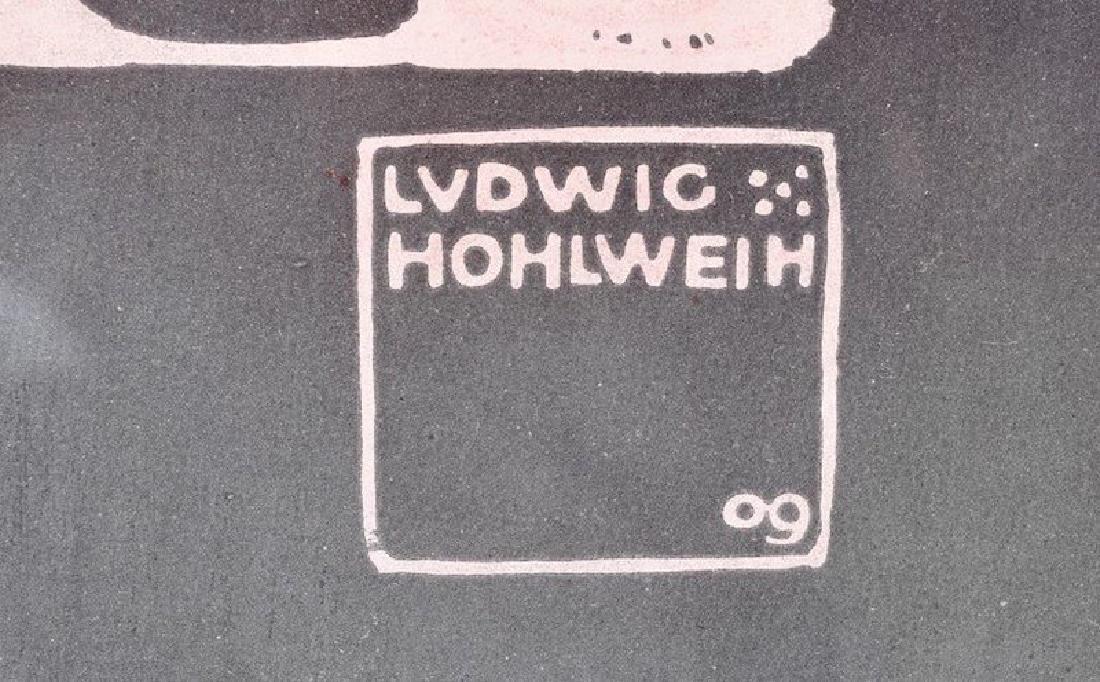 Ludwig Hohlwein.Wilhelm Mozer Poster - 5