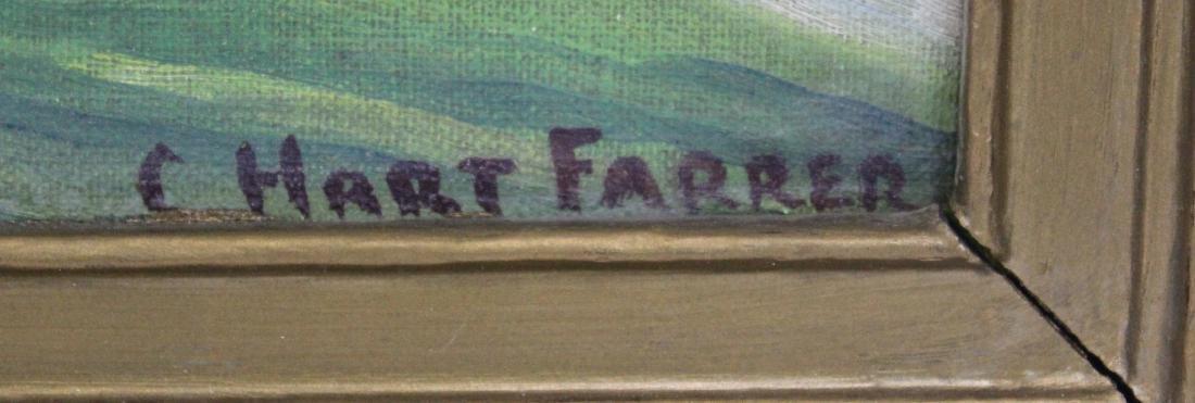 Cornelia Hart Farrer. Oil.Signed. - 2