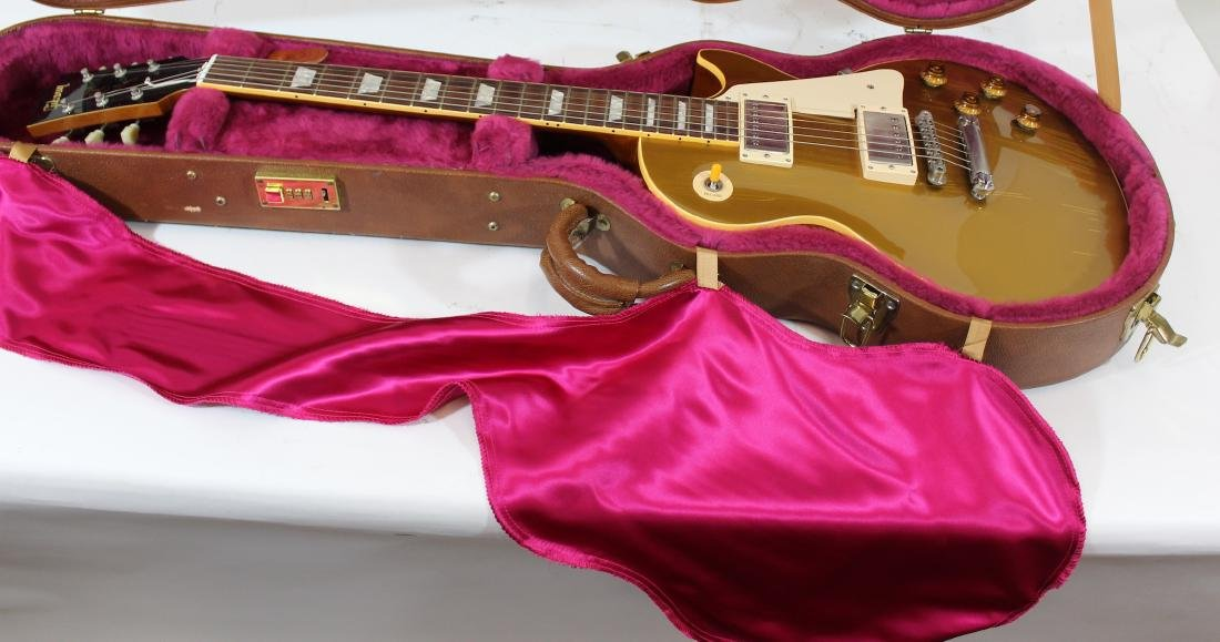 Gibson Les Paul 1957 Reissue Electronic Guitar - 3