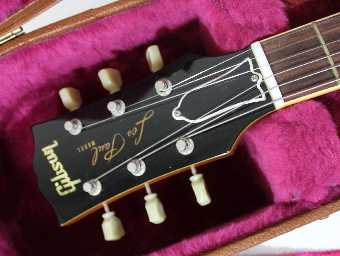 Gibson Les Paul 1957 Reissue Electronic Guitar - 4