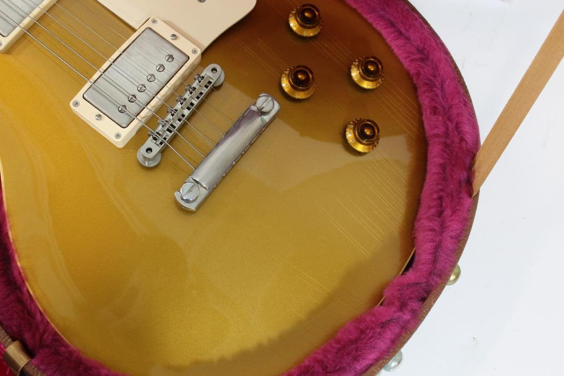 Gibson Les Paul 1957 Reissue Electronic Guitar - 7