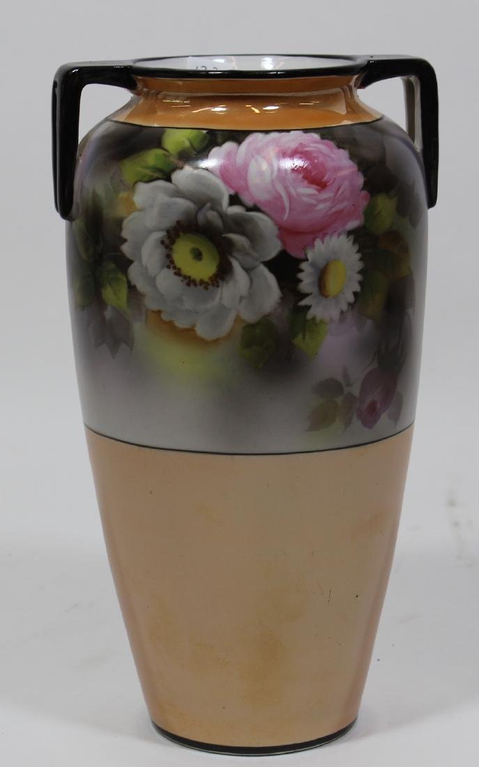 Noritake Hand Painted Vase.