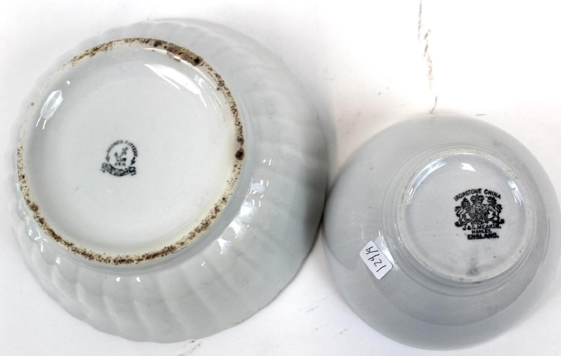 Dealer's Lot of Ironstone and other (9) - 7