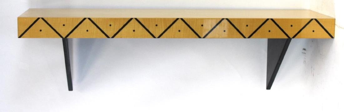 Art Deco/Mid-Century Modern Shelf