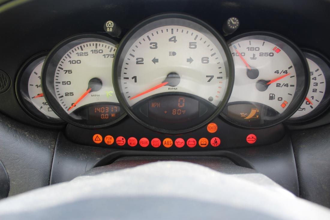 2001 Porsche Carrera 911 Convertible Hard Top - 6