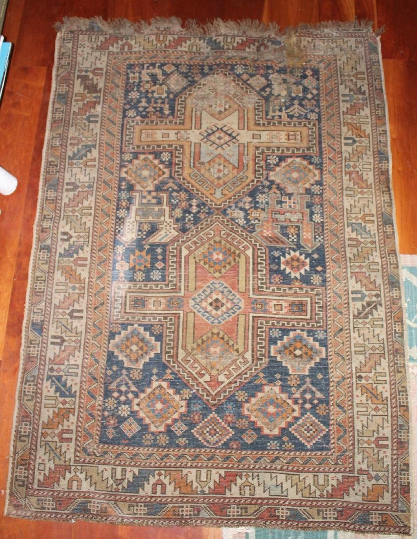 Antique Oriental Carpet