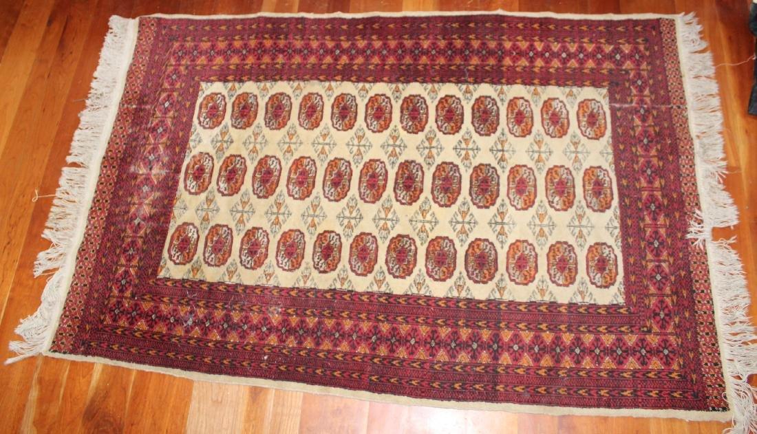 Oriental Carpet.