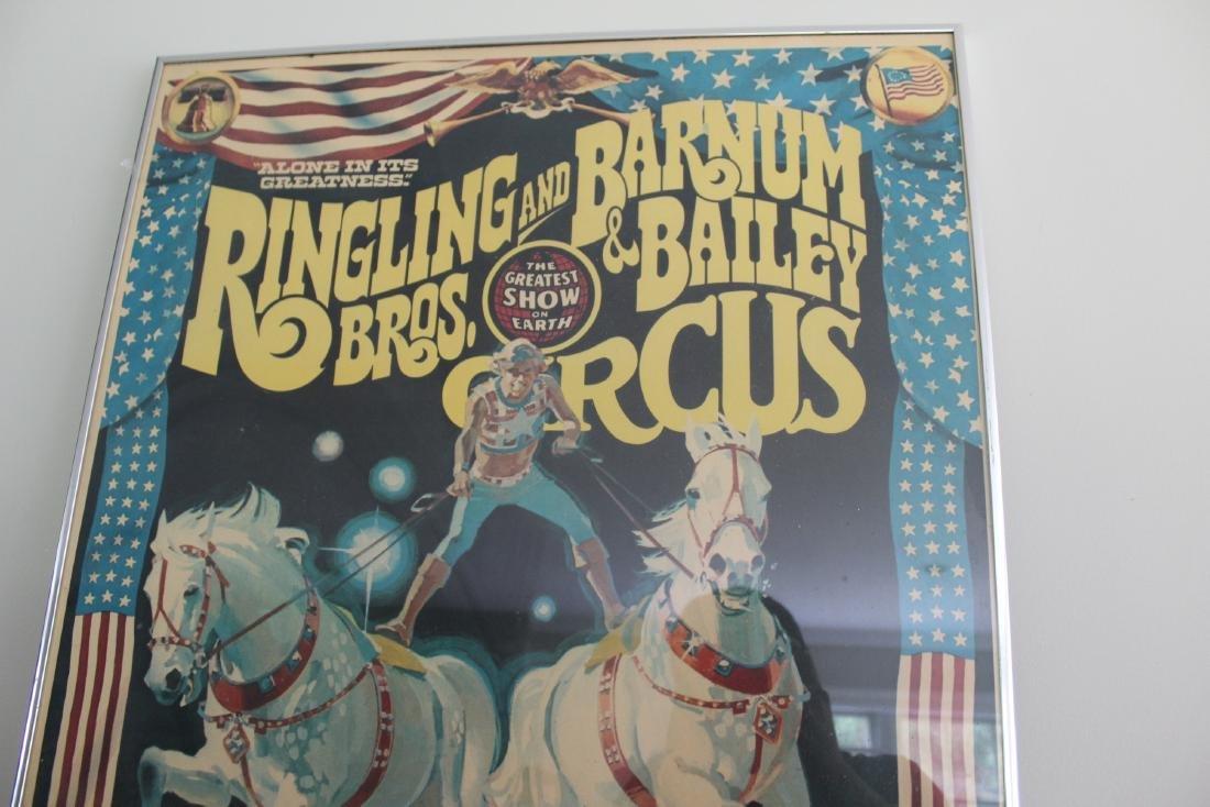 Ringling Bros. Barnum and Bailey Circus Poster - 3