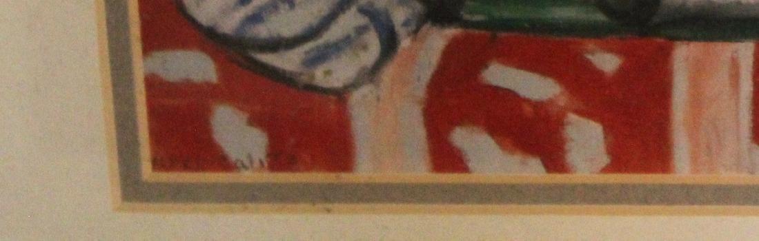 Henri Matisse Lithograph - 2