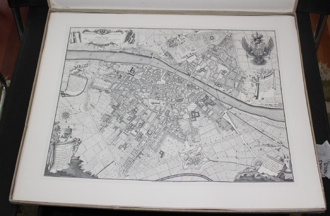 Giuseppe Zocchi. . Views of Florence. 1stEdition