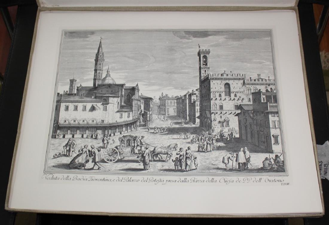 Giuseppe Zocchi. . Views of Florence. 1stEdition - 3