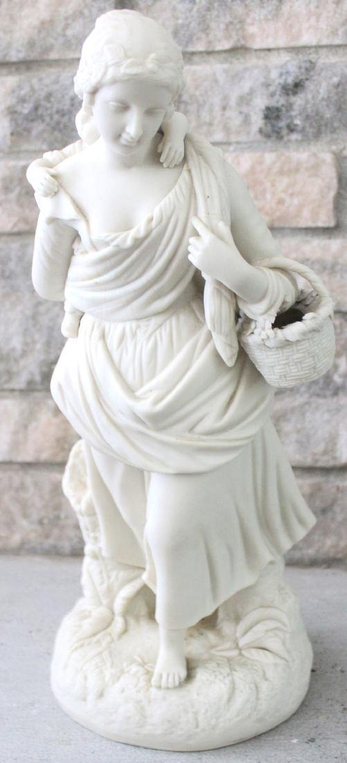 Parian Classical Statuary
