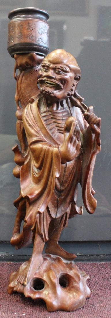 19th C. Oriental Figure