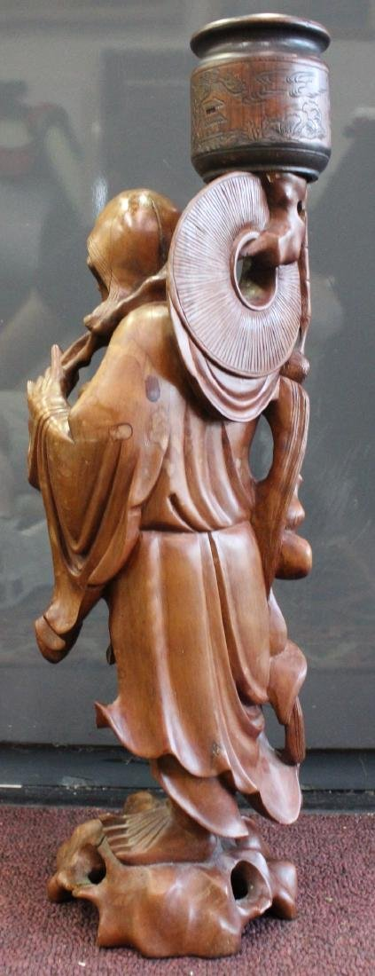19th C. Oriental Figure - 2