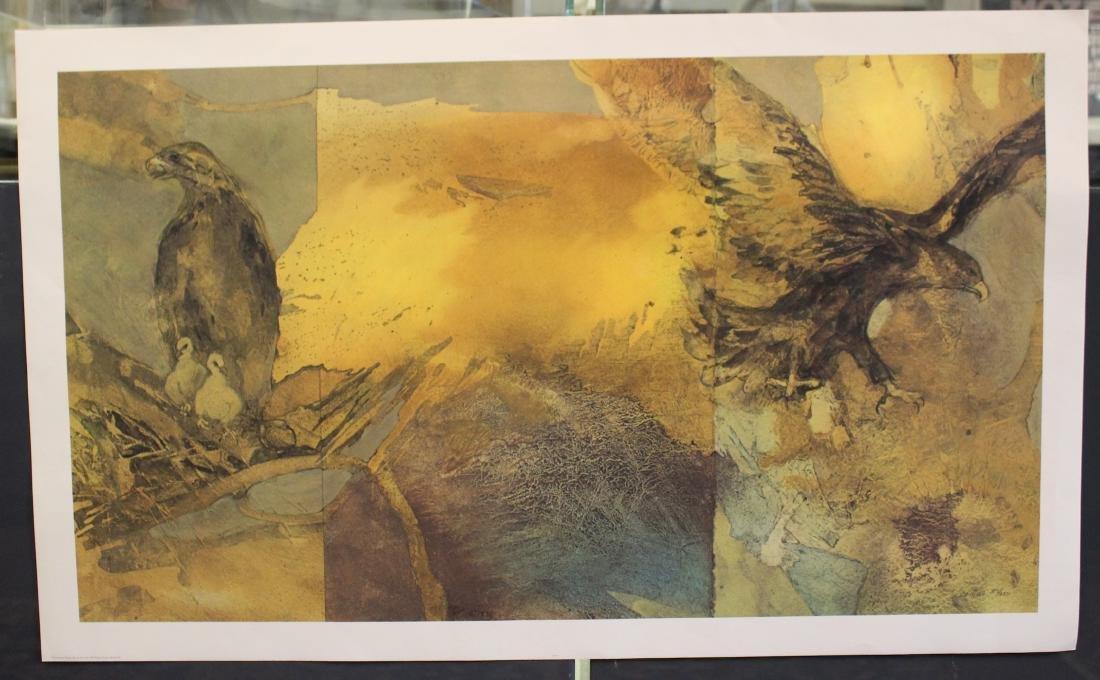Frame House Gallery. Ltd. Ed. Collector Print.