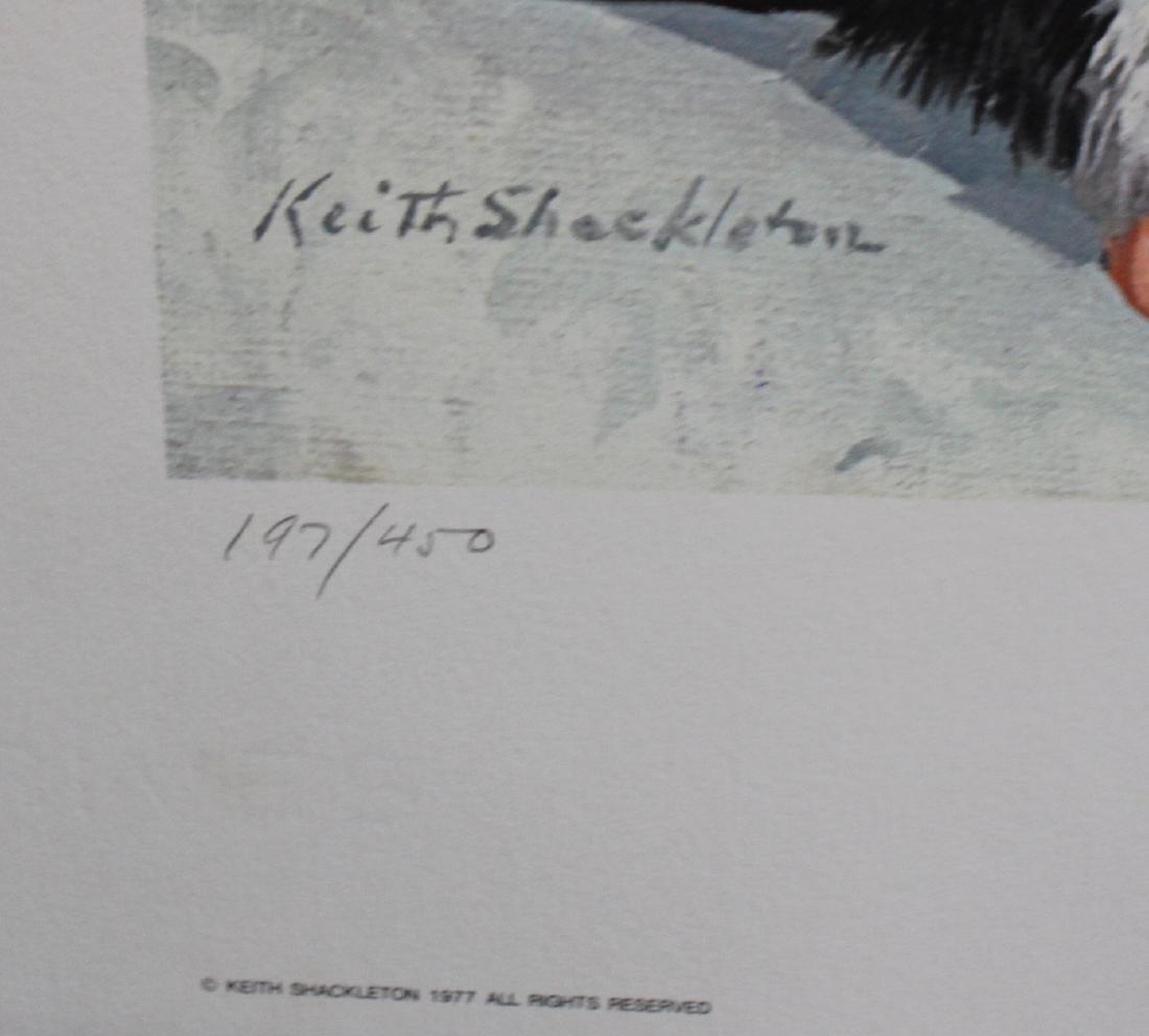 K. Shackleton. Ltd. Print. - 2