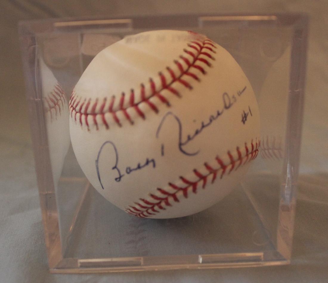 Bobby Richardson Signed Baseball - 2