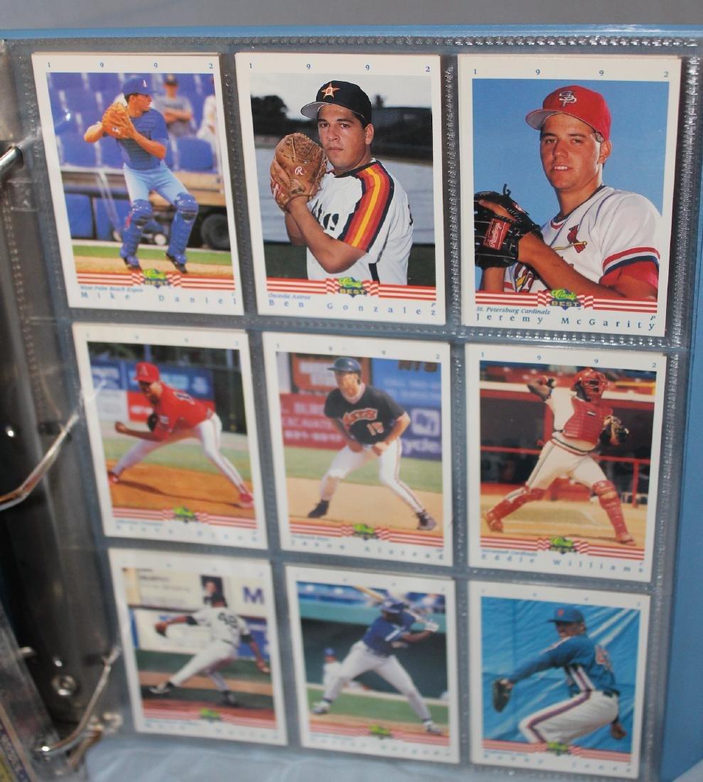 Baseball Card Album. Mostly 1988 (Approx.161) - 5