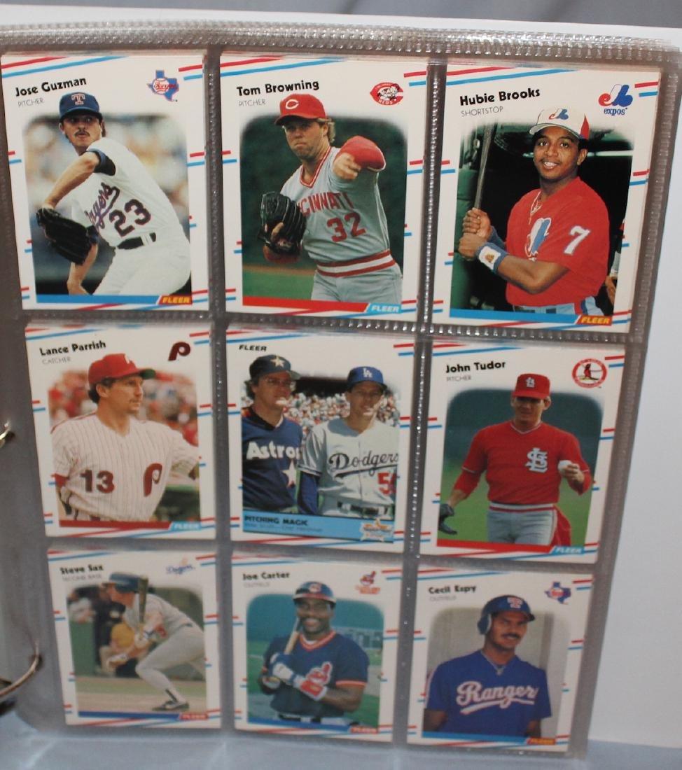 Baseball Card Album . Approximately 160 1960's-1978 . - 2