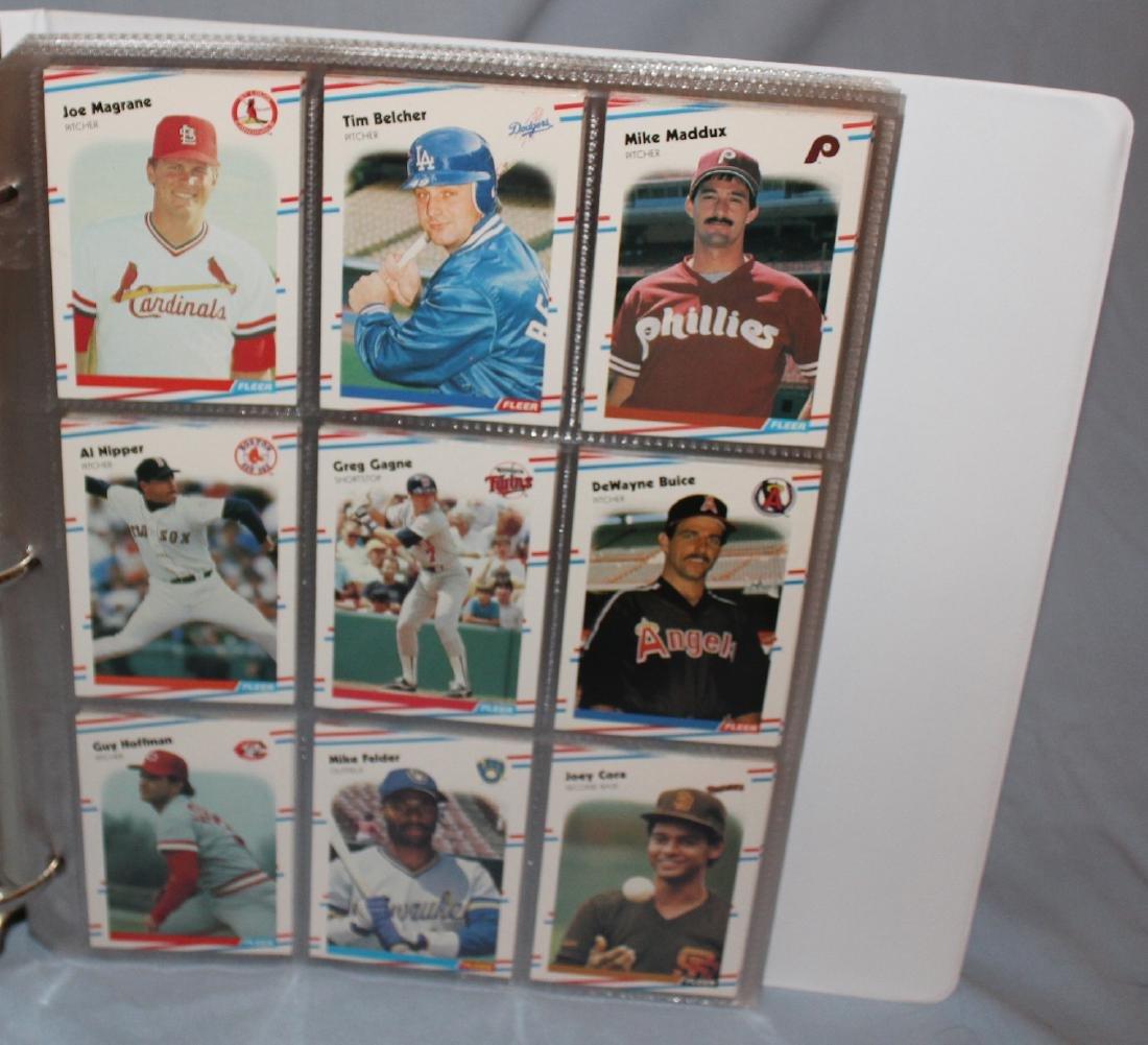 Baseball Card Album . Approximately 160 1960's-1978 . - 3