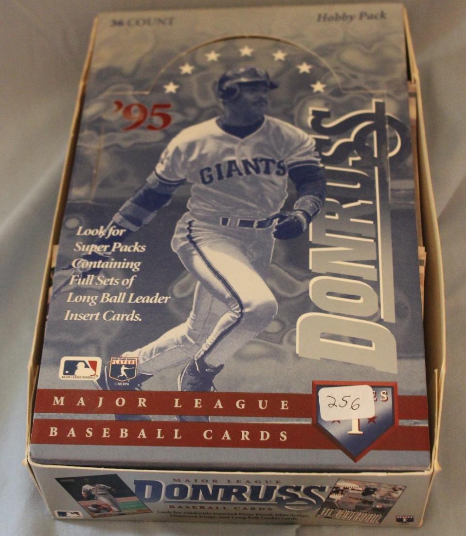 Donruss Series 1 Baseball Card Se - 2