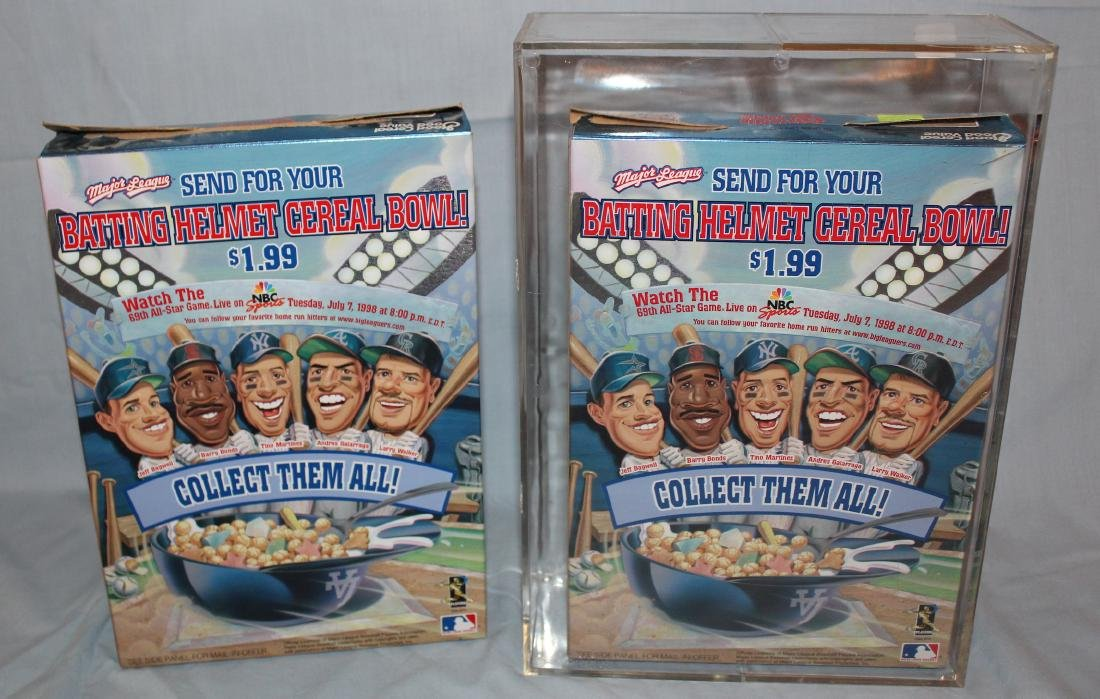Grand Slams  Cereal Boxes - 2