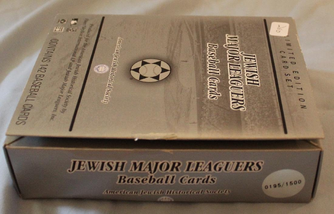 Jewish Major Leaguers Baseball Cards (142) - 3