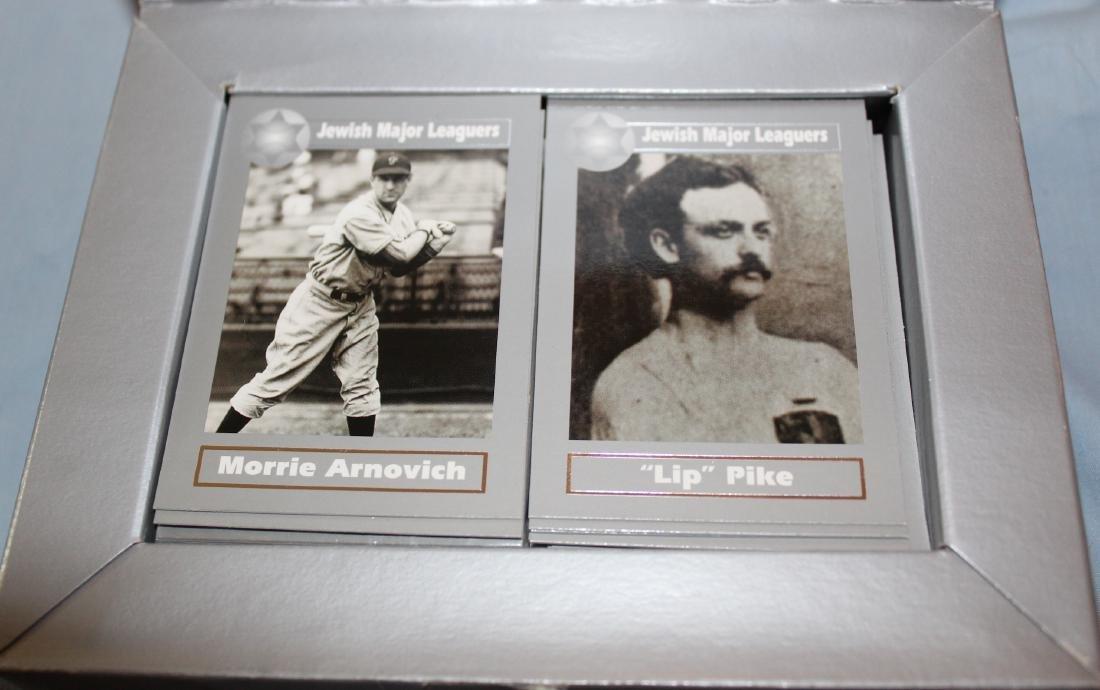 Jewish Major Leaguers Baseball Cards (142) - 4