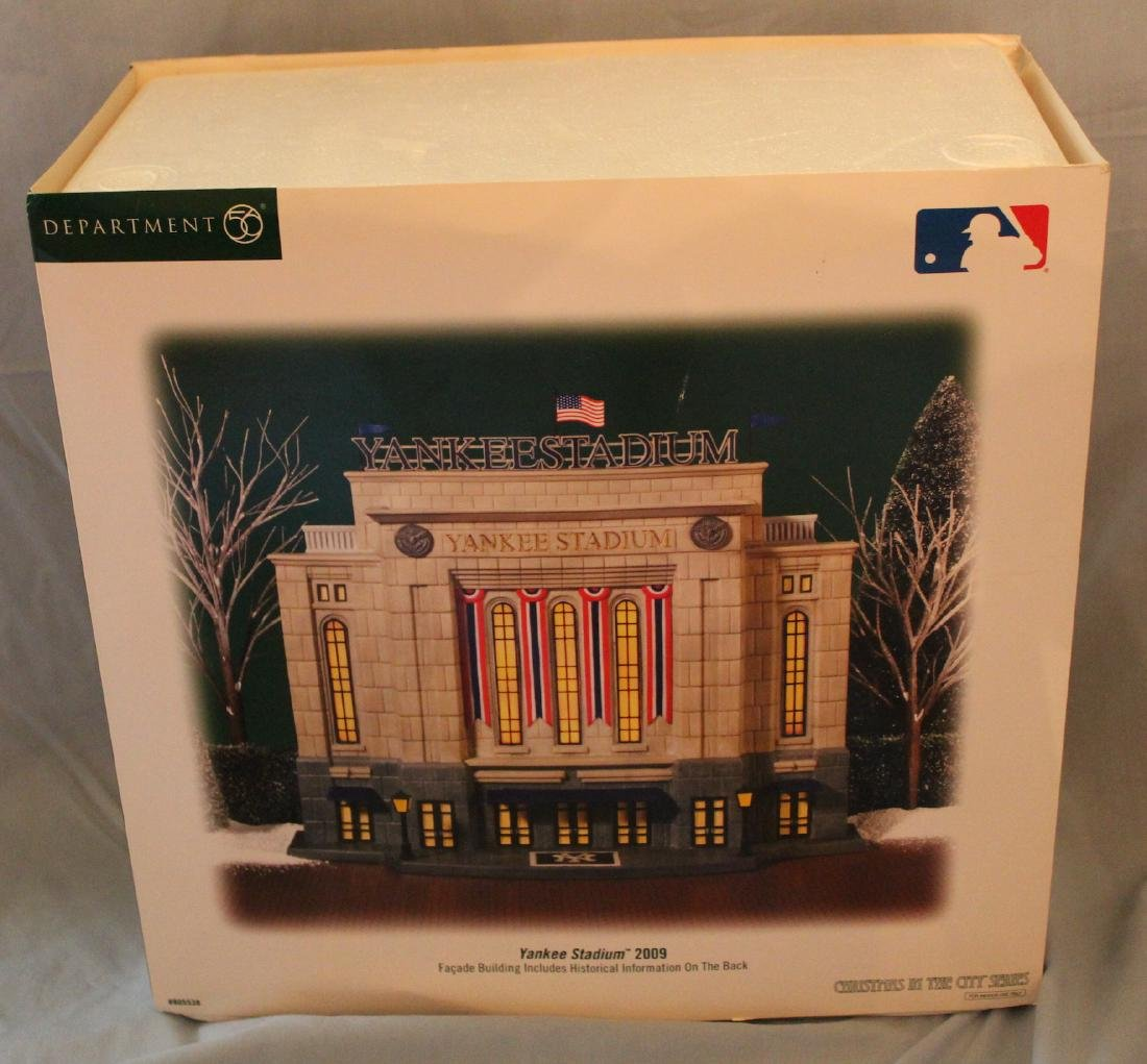 New York Yankee Stadium Model